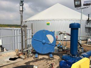 peristaltic pump onsite