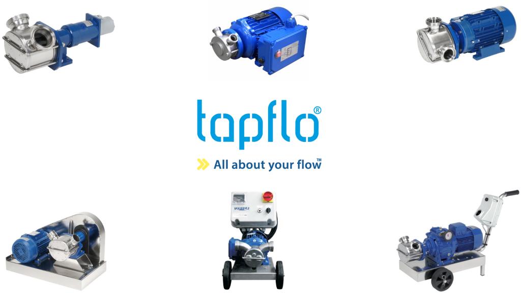 Tapflo UK Flexible Impeller Pump Range