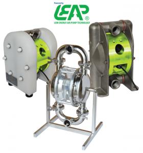 low energy diaphragm pump range at tapflo