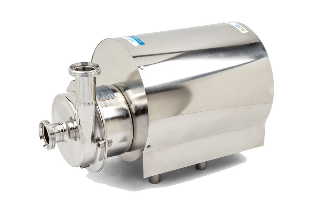 Tapflo's Hygienic Centrifugal Pump, CTH