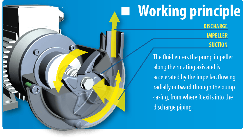 How does a Centrifugal Pump work?