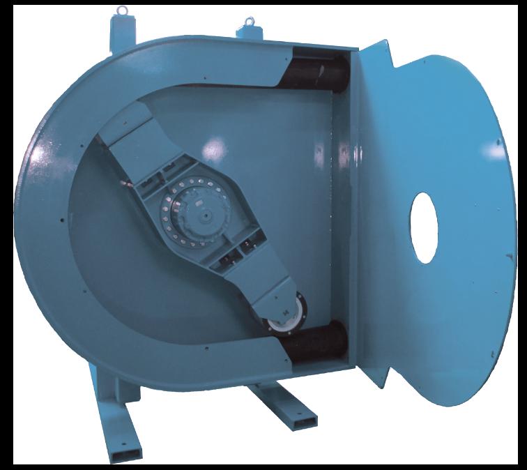 ATEX Peristaltic Pump