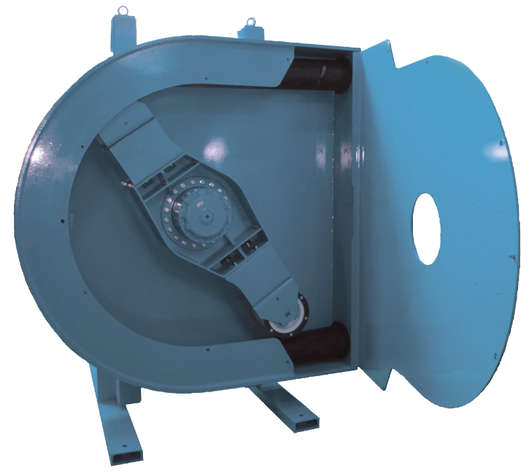 High Pressure ATEX Peristaltic Pump