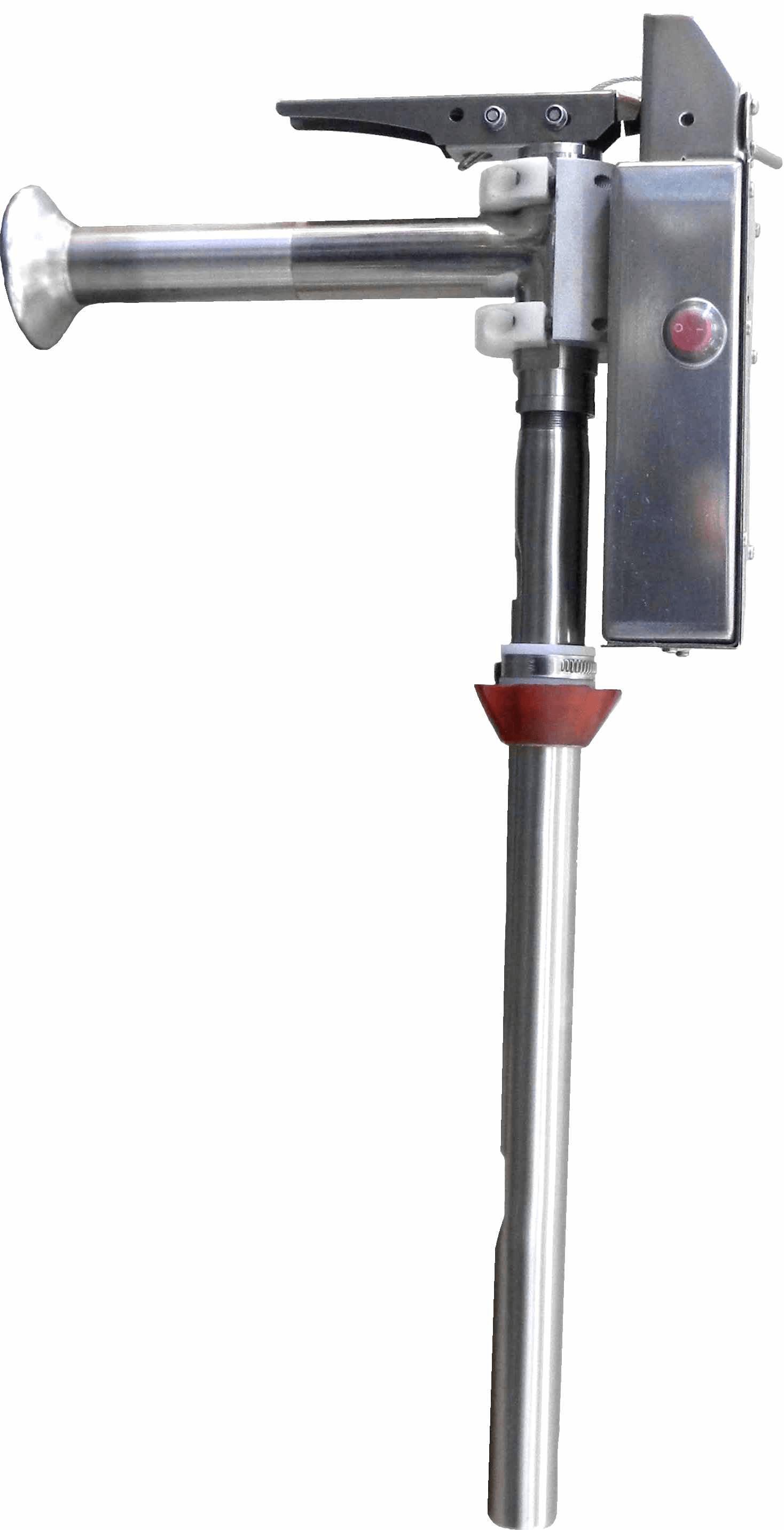 Flexible Impeller Pump Automatic Barrel Filling Kit