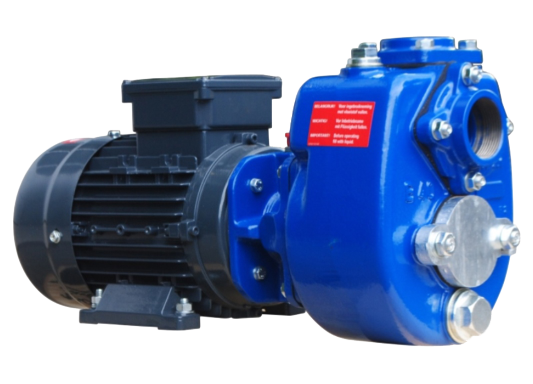 BBA Pumps' Electrically Driven Self-Priming Pump