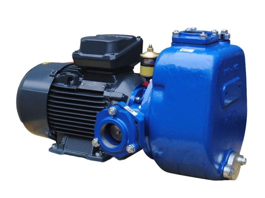 Electrically Driven Self-Priming High Head Pump from BBA Pumps