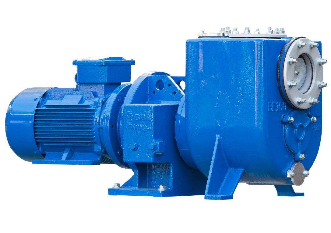 Solids Hanlding BBA Electrically Driven Pump