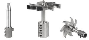 CPC Balanced Stub Shaft Design