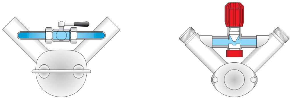 Flexible Impeller Pump By-Passes