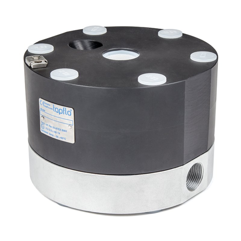 Stainless Steel Pulsation Dampener for Diaphragm Pumps