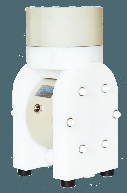 Diaphragm Pump with Built On Dampener