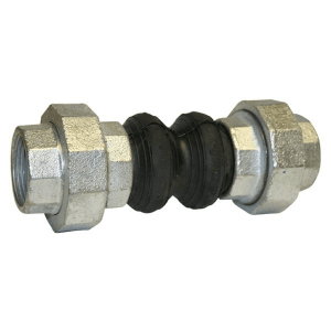 Threaded Expansion Bellows for Peristaltic Pumps