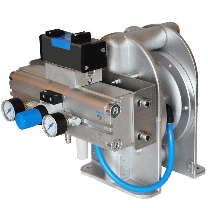 Filter Press Metal Diaphragm Pump