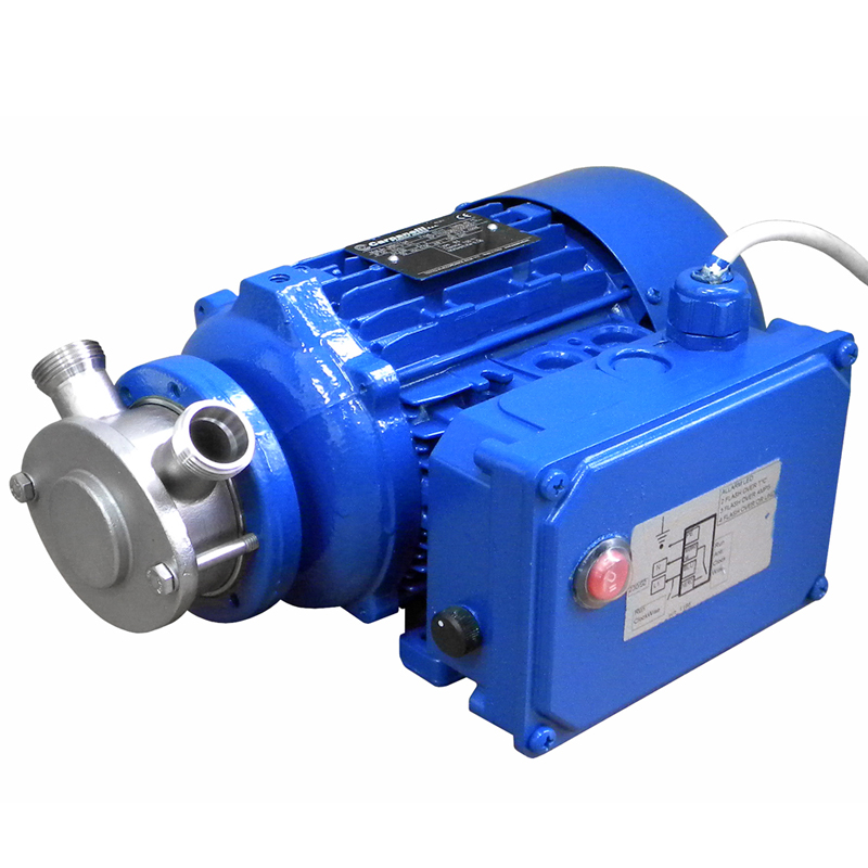 Miniverter Self Priming Flexible Impeller Pump