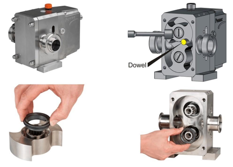 PLP mechanical seals