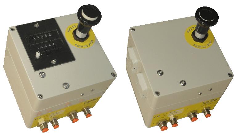 Pneumatic Batch Controller