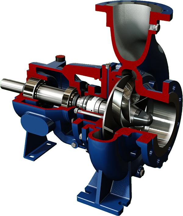 Robuschi Centrifugal Process Pump