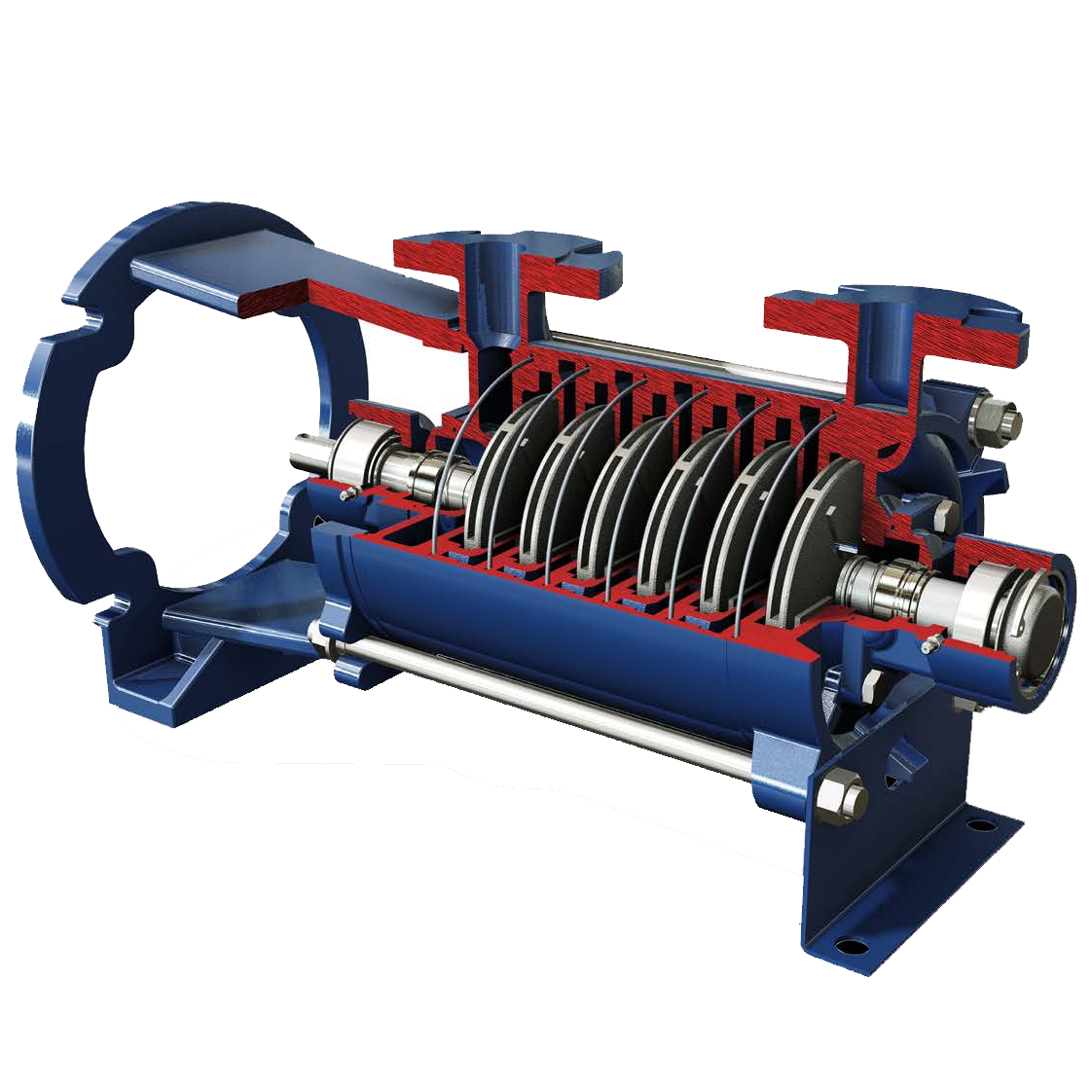 Salvatore Robuschi Industrial Water Pump, TS Range