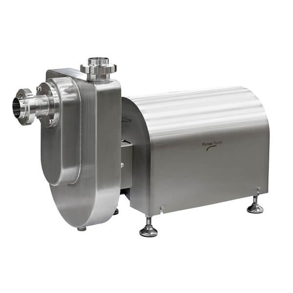Sanitary Self-Priming Centrifugal Pump, CPC-ZA range