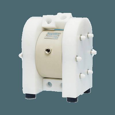 Twin Diaphragm Pump (HDPE/PTFE)