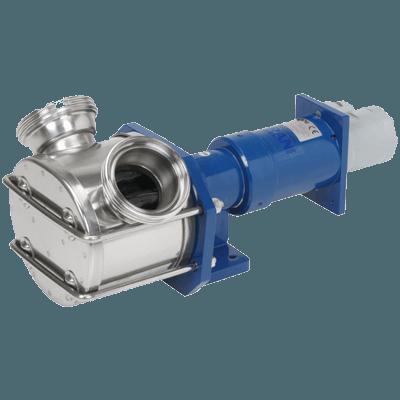 Bare Shaft Self Priming Flexible Impeller Pump