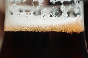 how to reduce beer foaming