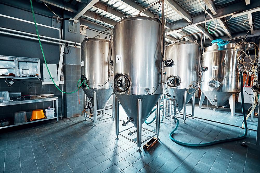 brewing distillery example