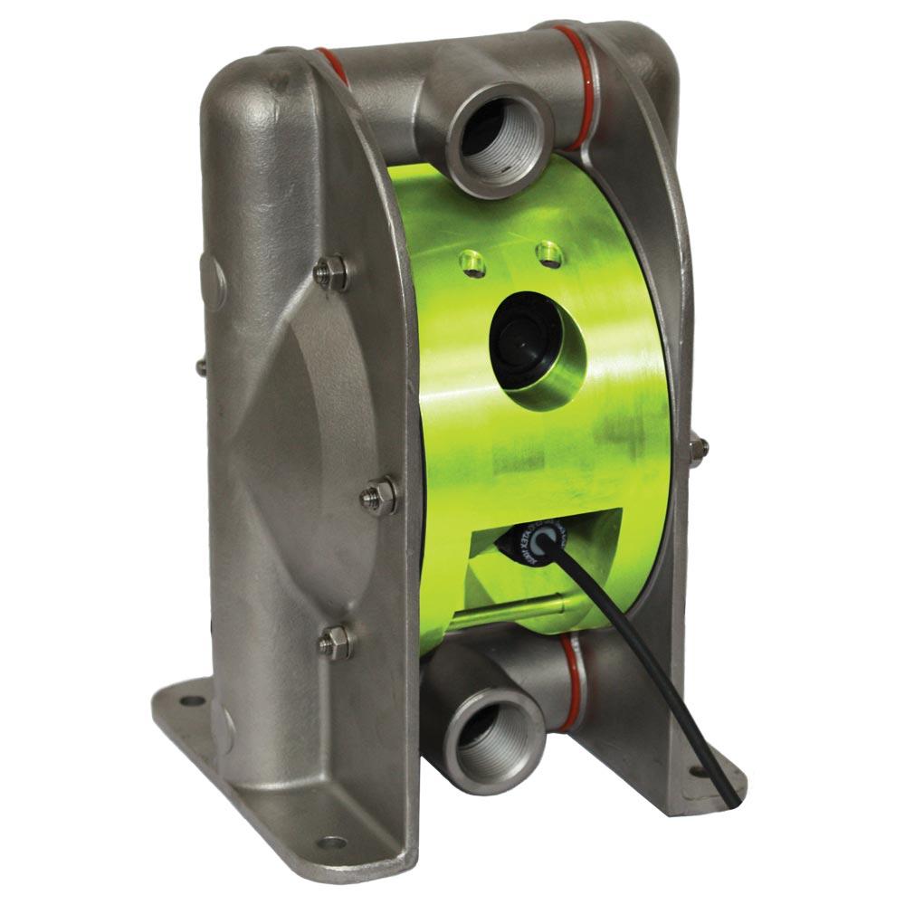 Low Energy Air Pump (LEAP) – Metal Diaphragm Pump