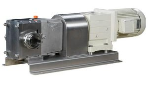 Pomac Pumps, Sanitary Lobe Pump