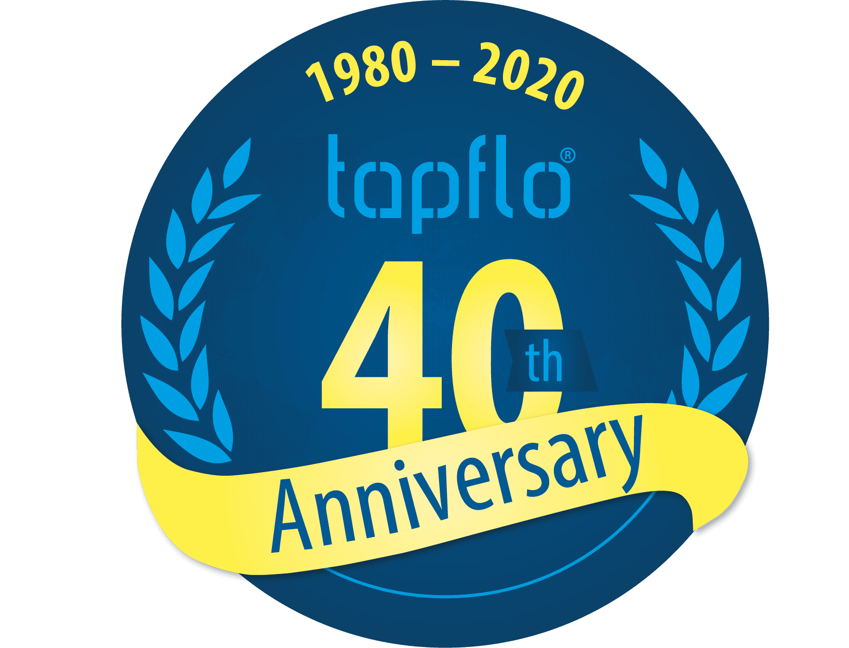 Tapflo 40th Anniversary