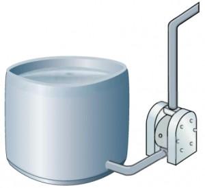 Diaphragm Pump Flooded Installation