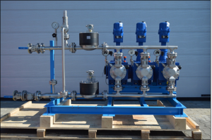 Customised Process Unit - Metering System