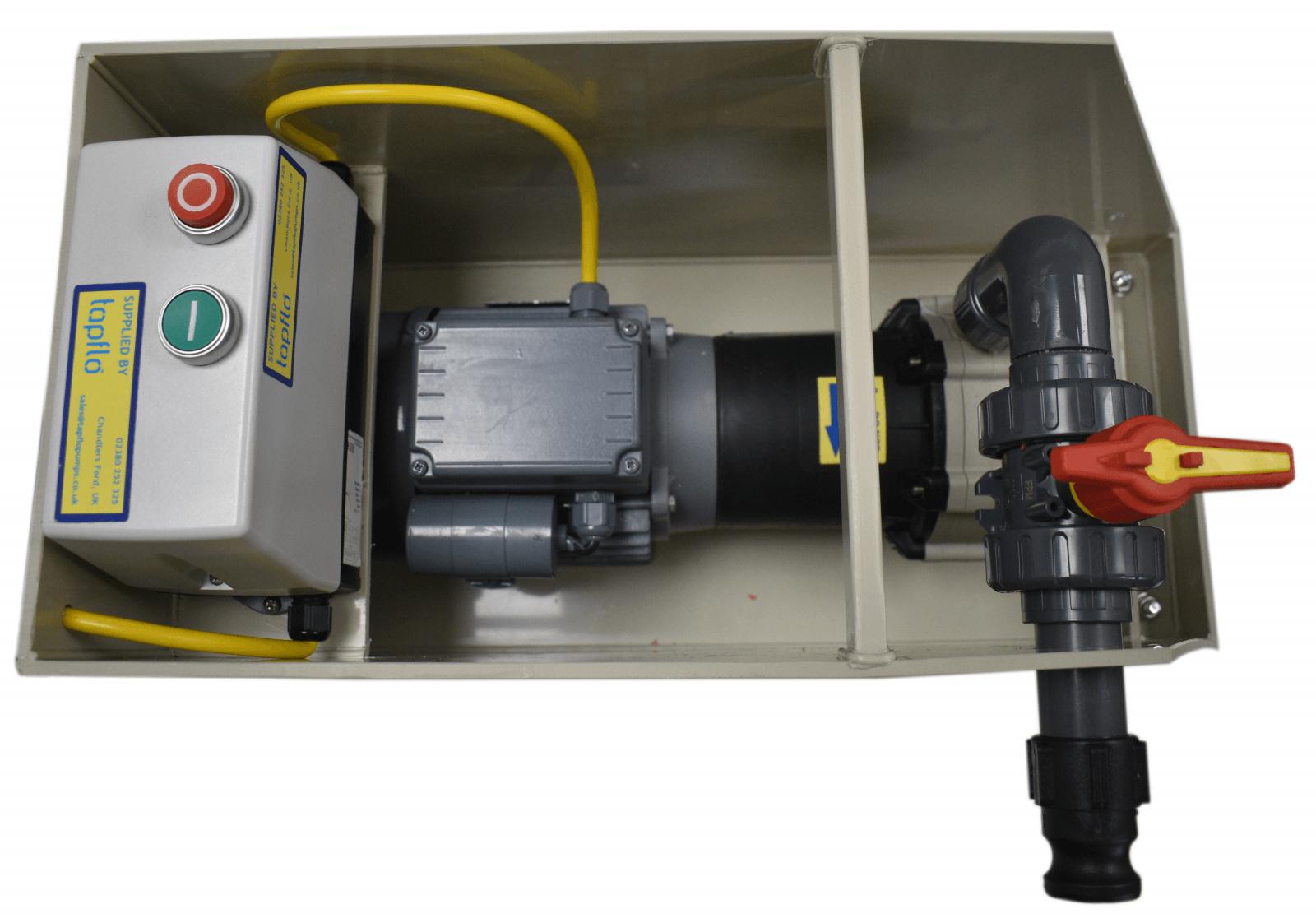CTM-IBC Portable Pump