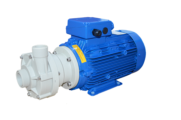 CTP Mechanically Sealed Plastic Centrifugal Pump