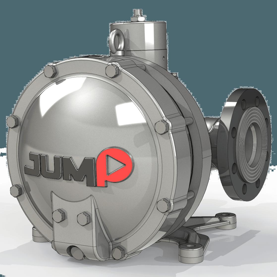 Jump Eccentric Disc Pump