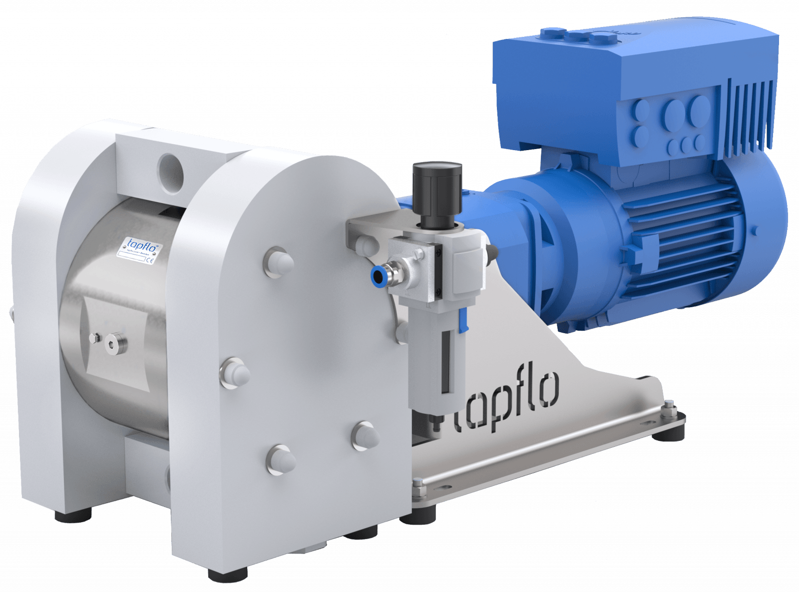 HDPE Electric Operated Diaphragm Pump