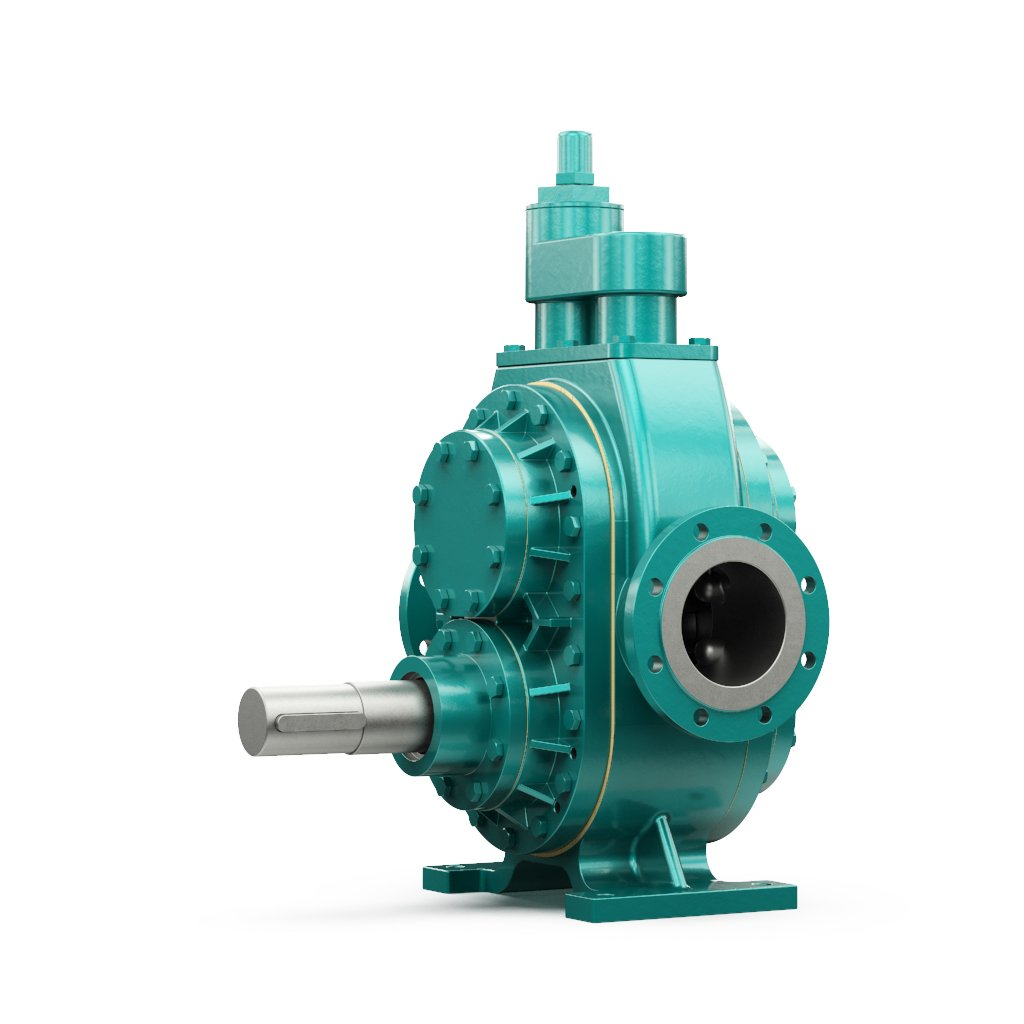 Helical External Gear Pump