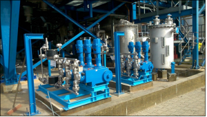 Customised Process System - Metering System Installed