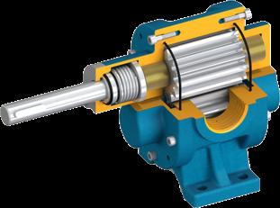 Modular External Gear Pumps