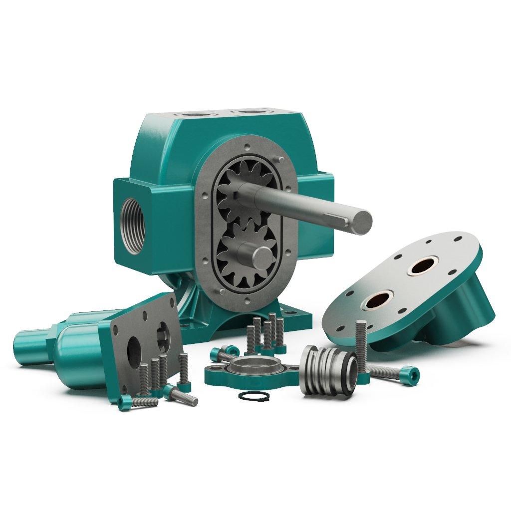 Modular Gear Pump