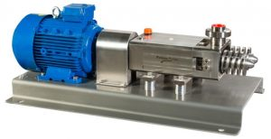 Screw Pump from Pomac Pumps
