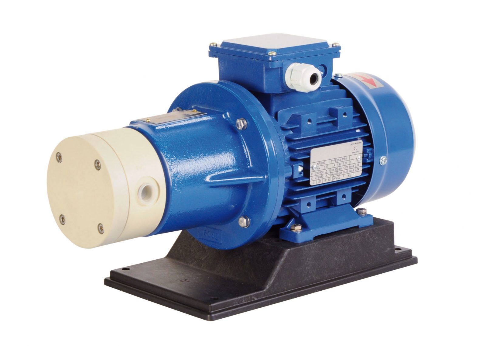 VMP - Magnetically Driven Vane Pump