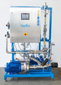 Tapflo's SLES Mixing and Dilution Unit