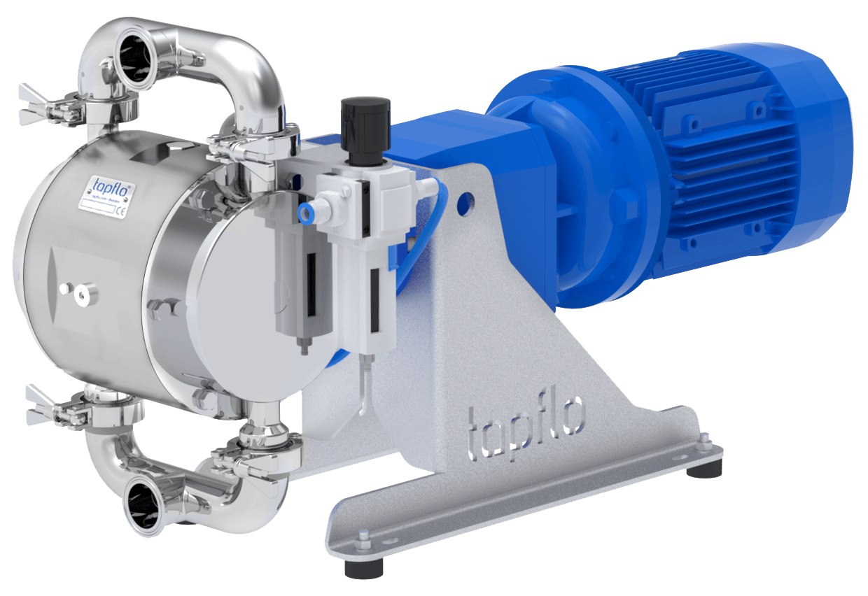 Electrically Operated Diaphragm Pump
