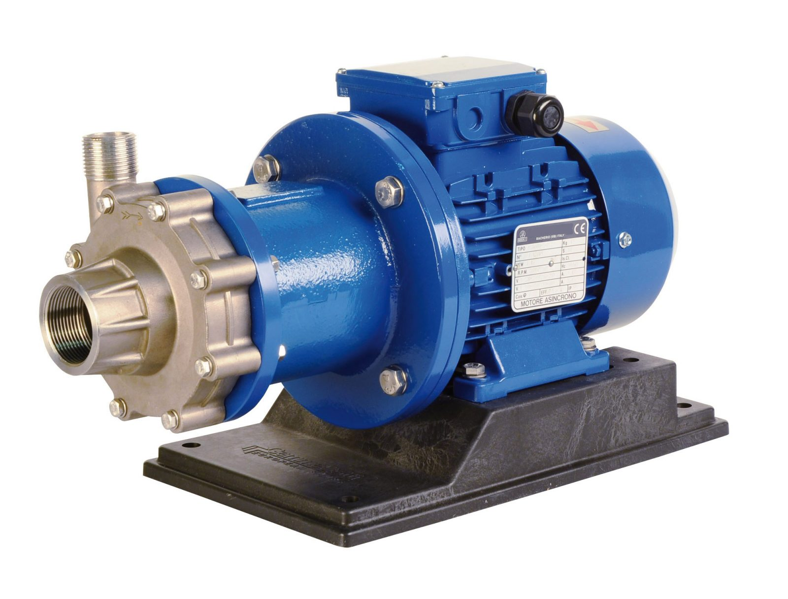 CMS - Stainless Steel Mag Drive Centrifugal Pump