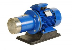 TMS Regenerative Turbine Pump in Stainless Steel