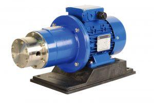 Rotary Vane Pump in Stainless Steel - VMS