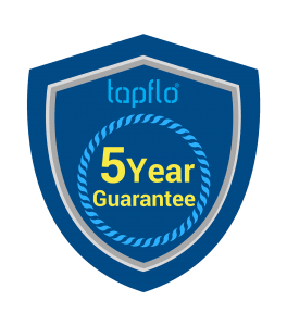 Tapflo Pumps 5 Year Product Guarantee
