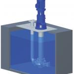 Vertical Immersion Pump Installation