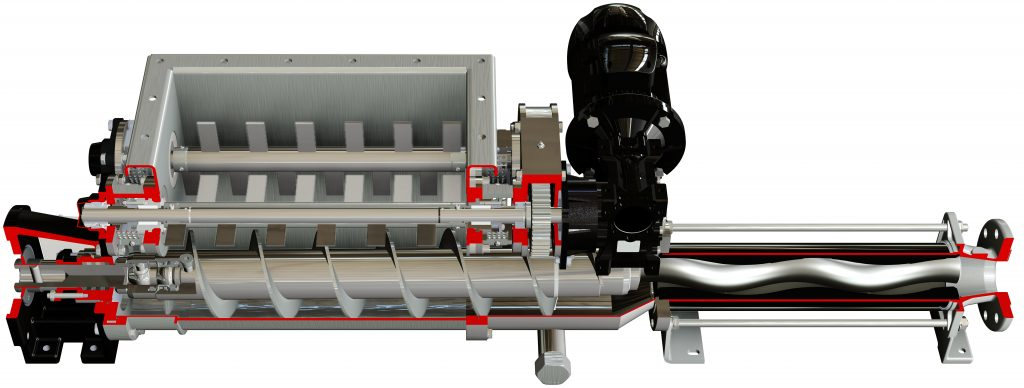 DHB Progressive Cavity Pump